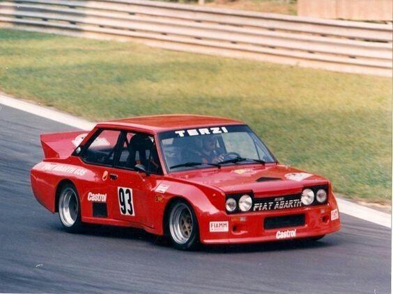 Fiat 131 Abarth Gr5 Auto Da Corsa Auto Auto Moto