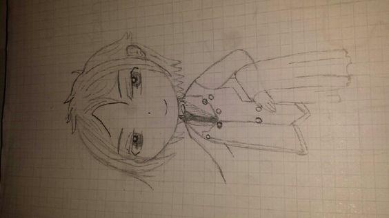 Black Butler Unfinished Sketch