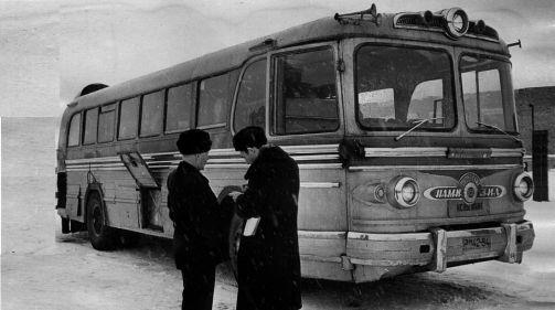 ZiL-127 Turbo NAMI 053: sovětský blesk mezi autobusy jezdil 160 km/h