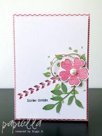 MIMI ZITRONE vs. PAPIOLLA: Ein kleiner Blumengruß