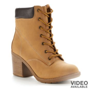Lace Boots For Women