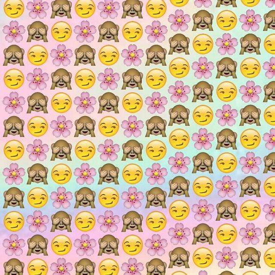 pretty backgrounds emojis - photo #43