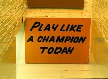 Notre Dame Football - Play Like a Champion Today & buy Alta Gracia Apparel! altagraciaapparel.com