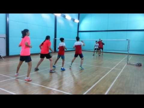 Best Badminton Footwork Improve Dirill By Coach Gaurav Yogi Alley Sports Youtube Badminton Sports Coach