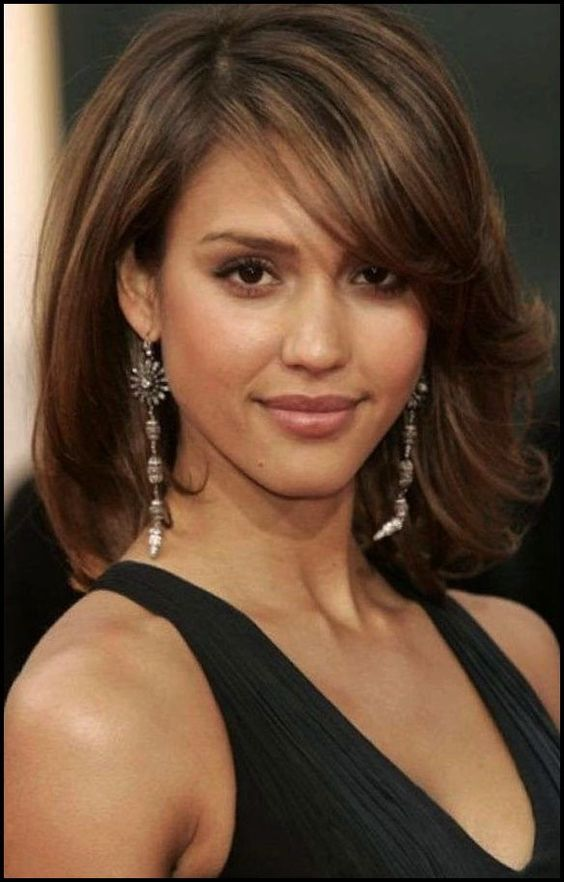 woman haircuts elongated #WomensHaircuts