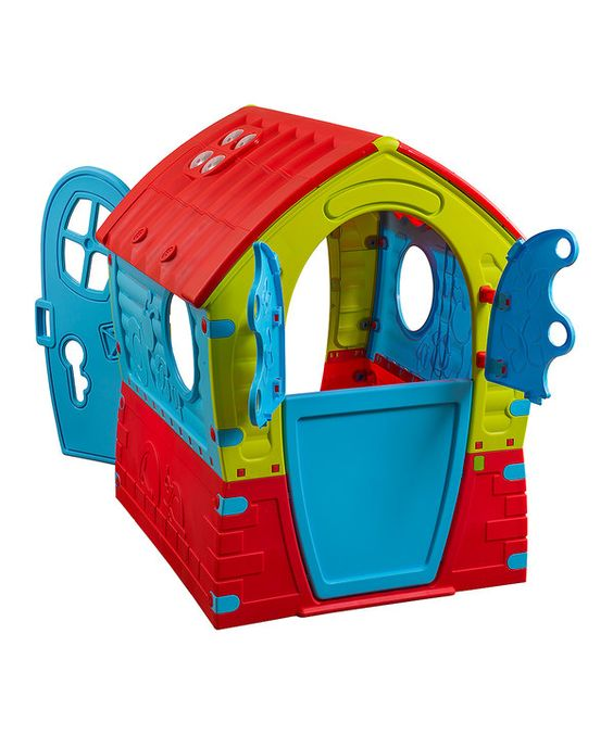 Dream Playhouse by Marian Plast #zulily #zulilyfinds