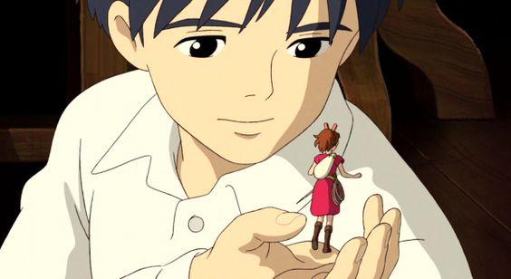 Review: 借りぐらしのアリエッティ (Karigurashi no Arrietty/Arrietty)