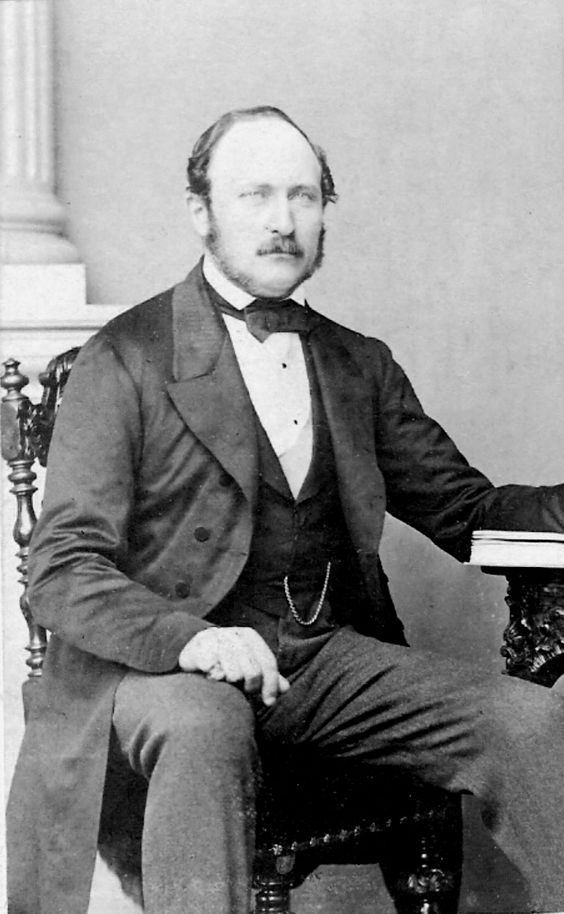 His Royal Highness Albert, The Prince Consort (1819-1861) né His Serene Highness Prince Albert of Saxe-Coburg and Gotha