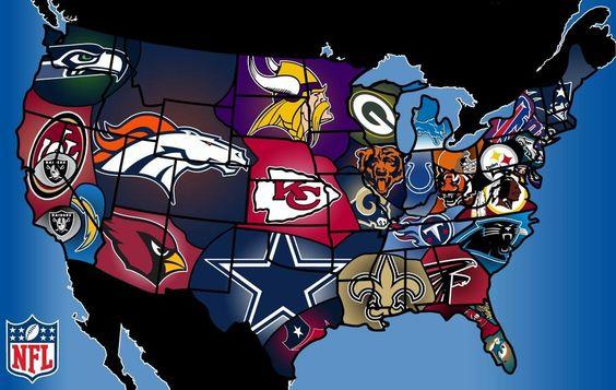 2013 NFL Regular Season Schedule Unveiled: Ravens Open Season against Denver Broncos