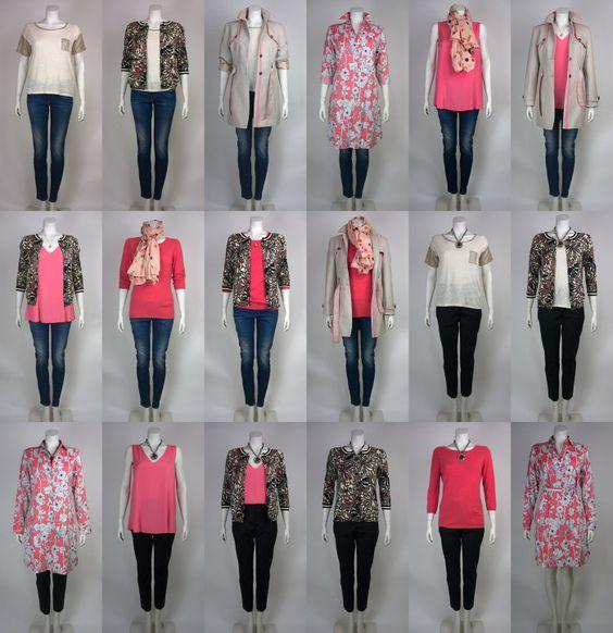 9 key pieces 18 ways to wear them