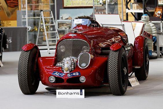 Bonhams - The Paris Sale 2012 - Bentley R-Type Petersen 6½-Litre Supercharged Road Racer - 1953 (2003)