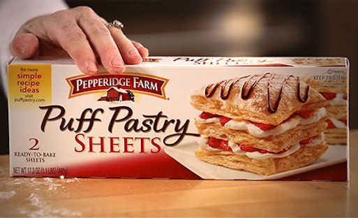 Tips and Techniques - Puff Pastry
