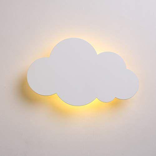 Lyllyl Holz Led Schlafzimmer Nachttischlampe Cartoon Kinder Wandleuchte Wolke Form Wandleuchte 37 23 Cm Beleuchtung In 2020 Nachttischlampe Wolkenlampe Beleuchtung
