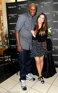Welcome To Chitoo's Diary.: Khloe Kardashian and Lamar Odom's divorce to be fi...