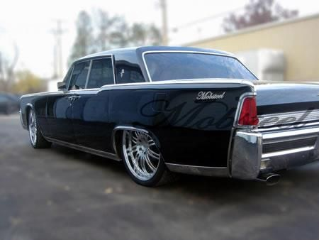 64 lincoln continental american muscle cars pinterest lincoln continental and lincoln. Black Bedroom Furniture Sets. Home Design Ideas