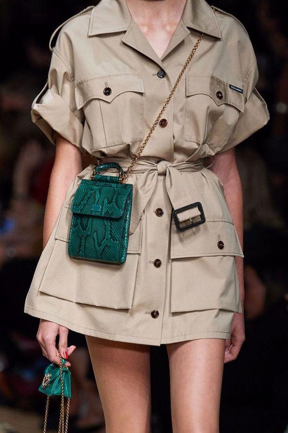 Dolce & Gabbana Spring 2020 fashion show ready to wear ... #amp #dolce #Gabbana #wear #Spring #pronta #Sfilata