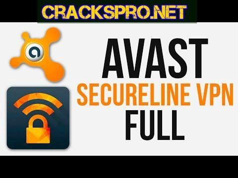 avast secureline vpn crack apk
