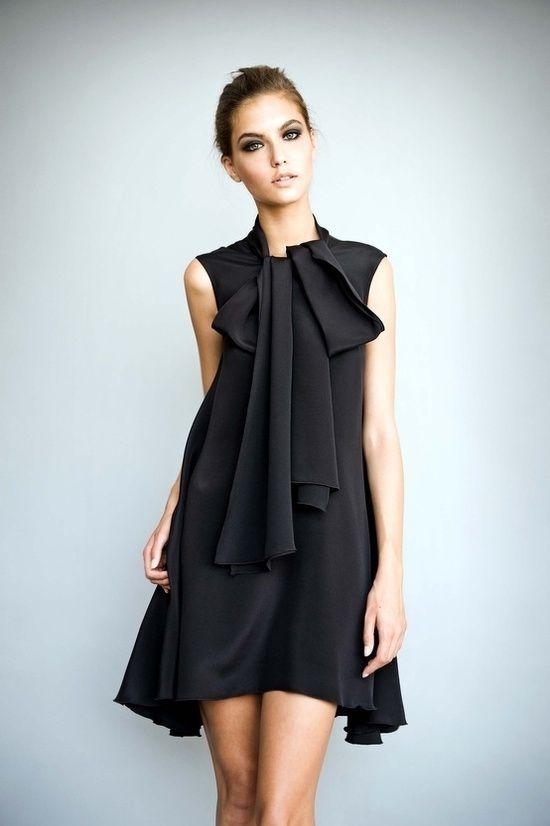 Simple Black Dress Trends 2013 - - ::Fashion Details:: - Pinterest ...