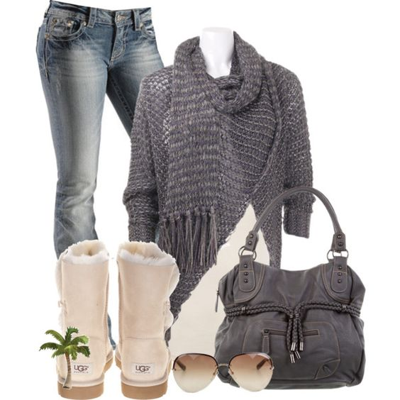 Winter Outfits | Cute Winter Outfits 2012 | Casual | Fashionista Trends