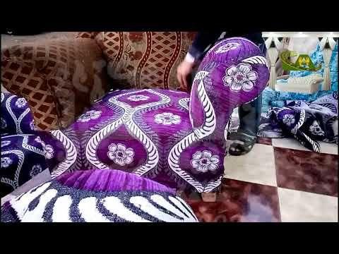 اسهل طريقة لعمل كسوة انتريه قديم وبأقل تكلفةwork The Cover Of The Sofa Youtube Sofa Covers Reupholster Furniture Furniture Decor