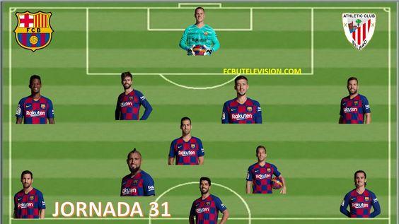 FCB 1 ATH CLUB 0