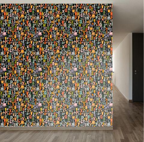 kids wallpaper walls need love art pinterest kids wallpaper wallpapers and kid. Black Bedroom Furniture Sets. Home Design Ideas