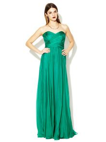 Pantone color of the year  Dress by Badgley Mischka