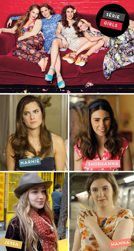 Girls @ HBO <3 <3 <3