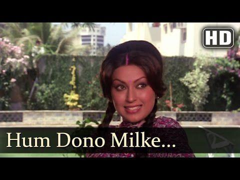 Tumhari Kasam Hum Dono Milke Kaagaj Ke Dil Ke Mukesh Asha Bhosle Youtube Asha Bhosle Songs Kishore Kumar