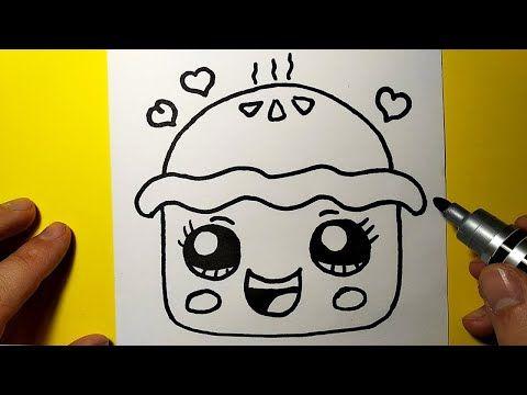 رسم سهل طريقة رسم ايس كريم كيوت سهل تعليم الرسم للاطفال رسومات بالرصاص تعلم الرسم Youtube Art Character Fictional Characters