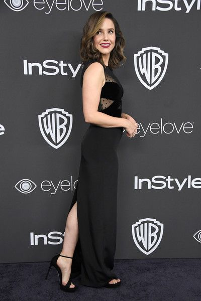 Actress Sophia Bush attends the 18th Annual Post-Golden Globes Party.
