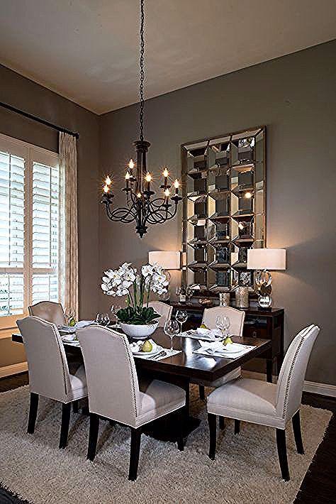 Dining Room Decor, Dining Room Decorating Ideas 2020