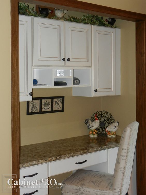 ... small space granite granite desk granite top kicthen office kitchen