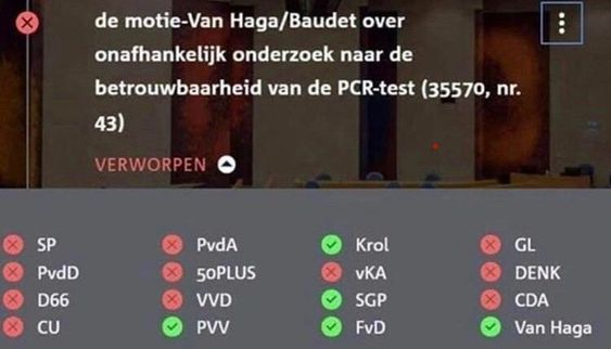 FVD is gegijzeld