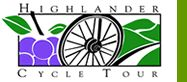 "Highlander Cycle Tour-See the Finger Lakes on a bike...""Climb and Whine"". 100 miles/7,000ft."