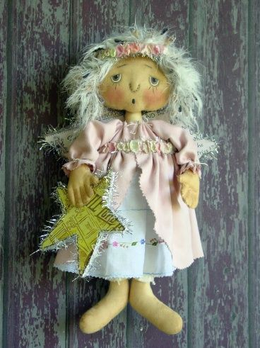 Cloth Doll Making Sewing Pattern PDF Maisie /& Meridith JM933E