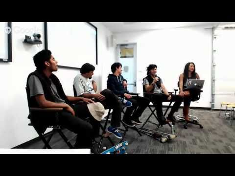 Q&A with Corey Duffel, Louie Barletta, Cairo Foster & Thaynan Costa @ Google - http://DAILYSKATETUBE.COM/qa-with-corey-duffel-louie-barletta-cairo-foster-thaynan-costa-google/ -   Join a live Q&A with Mob team riders Corey Duffel, Cairo Foster, Louie Barletta, and special guest Thaynan Costa following their Google mini ramp session. #g... - barletta, cairo, corey, costa, duffel, foster, Google, louie, thaynan
