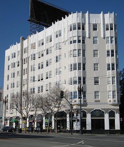 Allen Arms - 15 Hermann Street, San Francisco (built 1931)