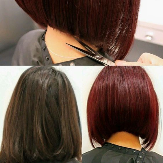 Cherry Cola Hair Color