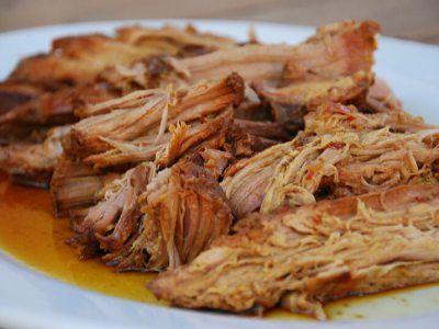 Crockpot Teriyaki Pork Tenderloin