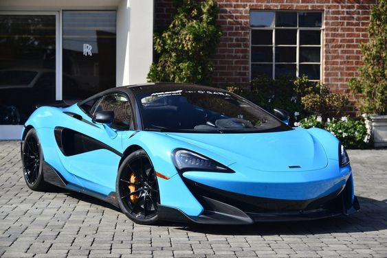 Buy This 2019 Mclaren 600lt For Sale On Dupont Registry Click To View Photos Price Specs And Learn More About This Sports Cars Luxury Super Cars Sports Car