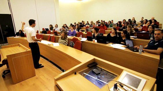 Escuché el magnífico discurso de un psicólogo en el World of Business Ideas, Tal Ben Shahar, consultor para un gran número de empresas, incluyendo corporaciones multinacionales, y profesor del curso más grande de Harvard: La Psicología Positiva.Enfócate en lo