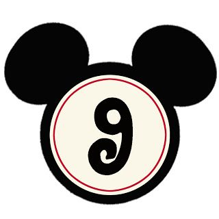 They Are Crafty: Countdown to Disneyland