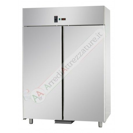 Armadio frigorifero inox 1200 lt