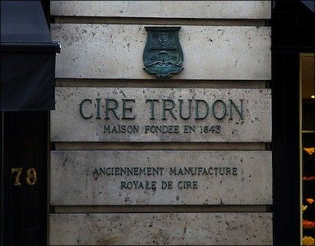 Paris Luxury Candle Boutique Shop Review: Cire Trudon