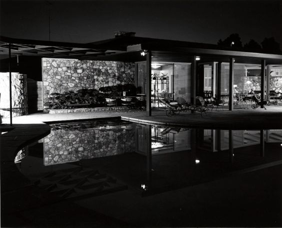 Ball Arnaz House   Palm Springs California  Photo by J. Shulman