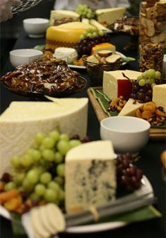 Wine + Cheese :)