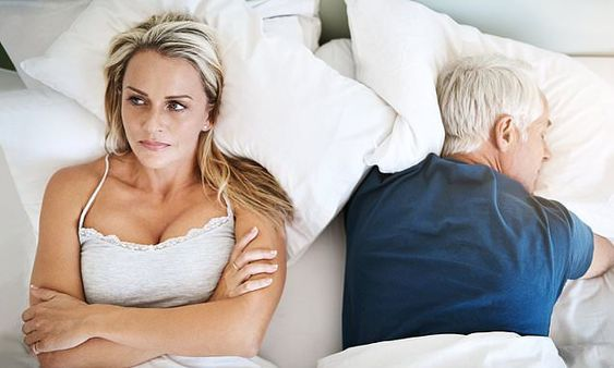 The last battle of the sexes is sleep...so who comes out worse?