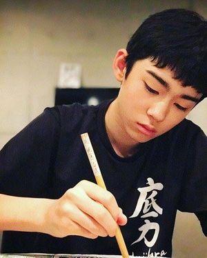 底力を発揮する八代目市川染五郎のかっこいい画像