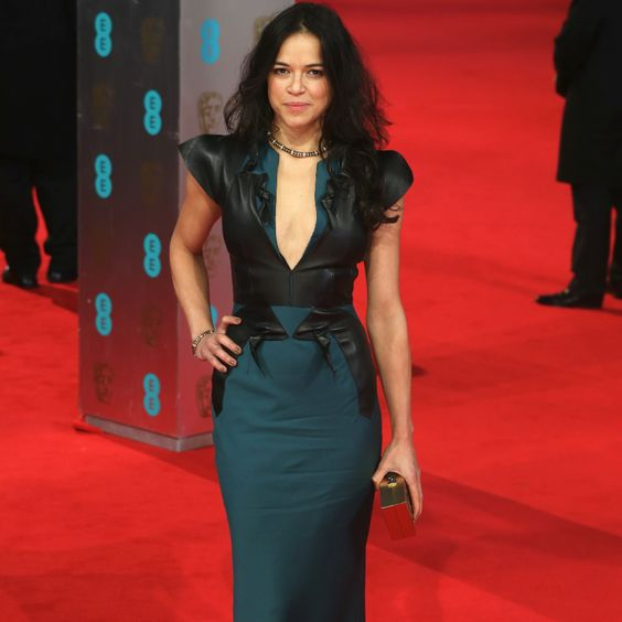 """Michelle Rodriguez Says the Master Cleanse """"Sucked"""""""